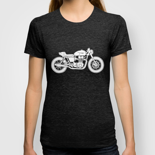 Cafe Racers - by Daniel Feldt