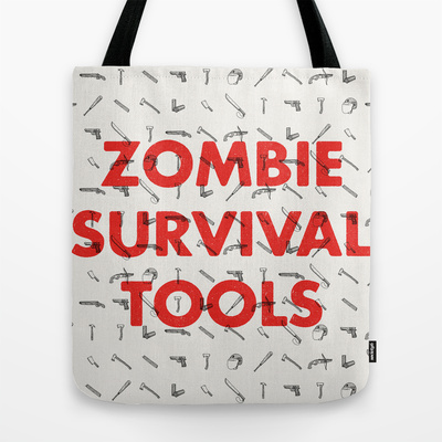 Zombie Survival Tools - Tools for the apocalypse - by Daniel Feldt